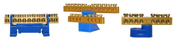Изоляторы, используемые в комплекте с нулевой шиной («Ш 0»)