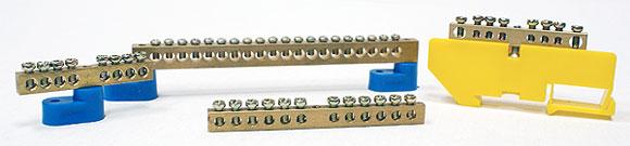Шина нулевая («Ш 0») применяется в щитовом оборудовании